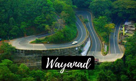 Wayanad Tourist Places