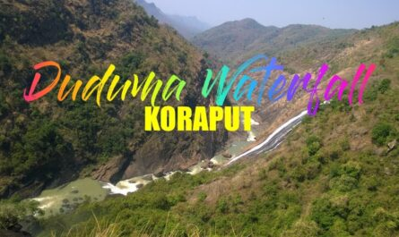 Duduma Waterfall Odisha