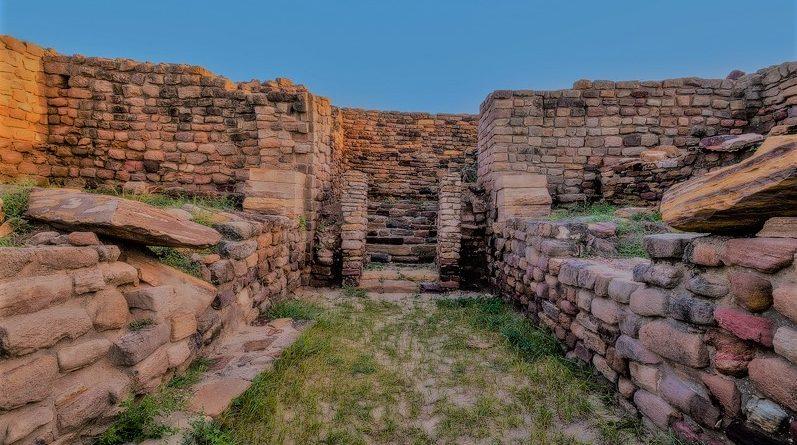 Rakhigarhi – Beautiful Ancient Site in Haryana