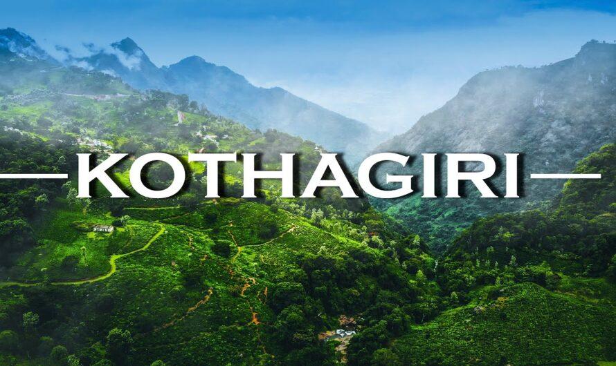 Kotagiri – Scenic Tourist Place in Nilgiri Hills, Tamil Nadu