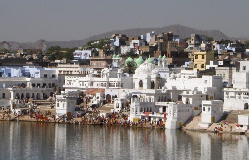 Pushkar,  Brahma Temple – A Holy City in Rajasthan
