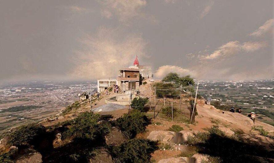 Savitri Mata Temple Pushkar Rajasthan