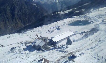 Auli-Uttrakhand