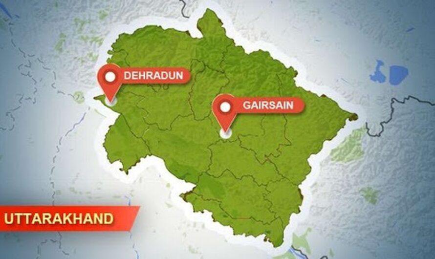 Gairsain – Summer Capital of Uttarakhand   A Must & Best Tourist Place