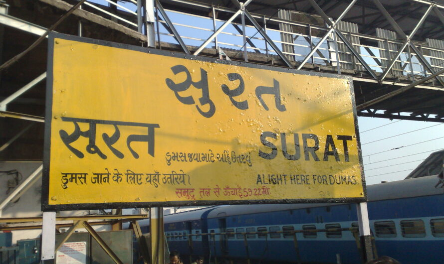 8 Best Places to Visit in Surat