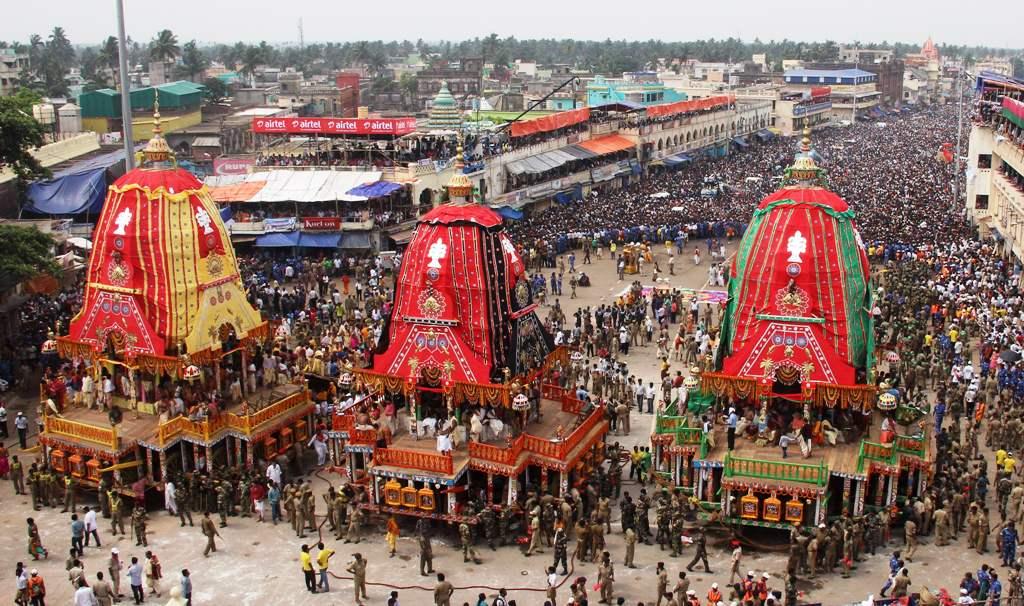 Rathyatra Puri ChaloGhumane