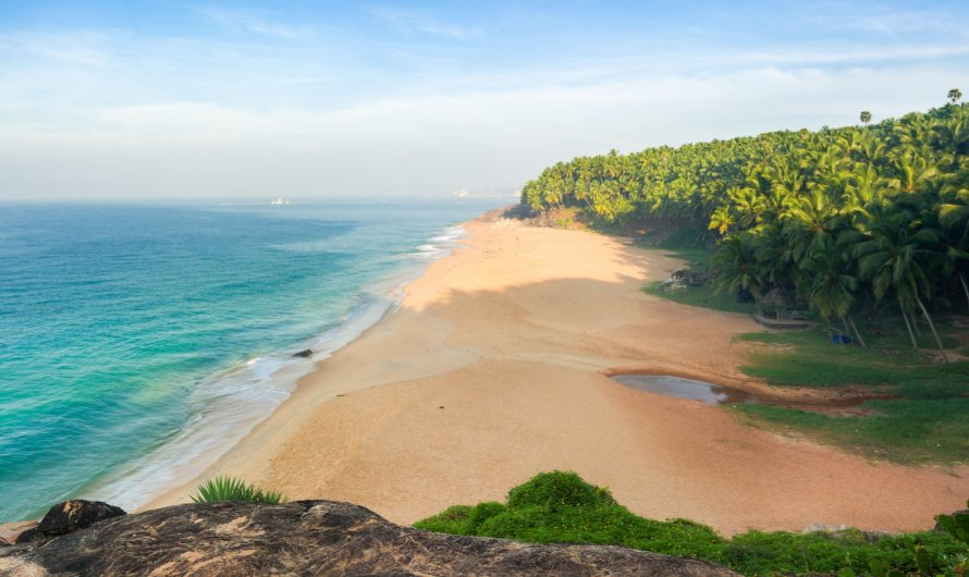 Beautiful Beaches in India Beyond Goa