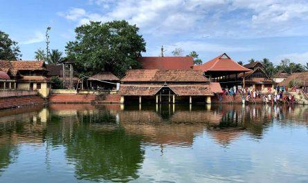 Ambalappuzha Sree Krishna Swamy Temple, Kerala