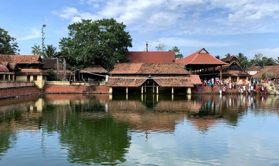 Ambalappuzha Sree Krishna Swamy Temple