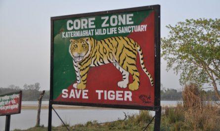 Bahraich Katarnia Ghat Wild Life