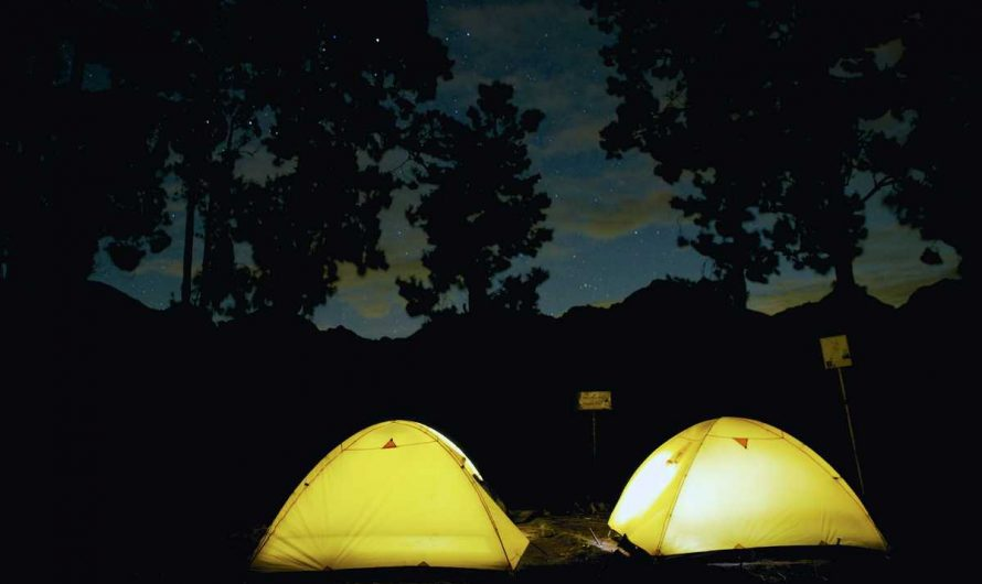 10 Best Places for Camping in India
