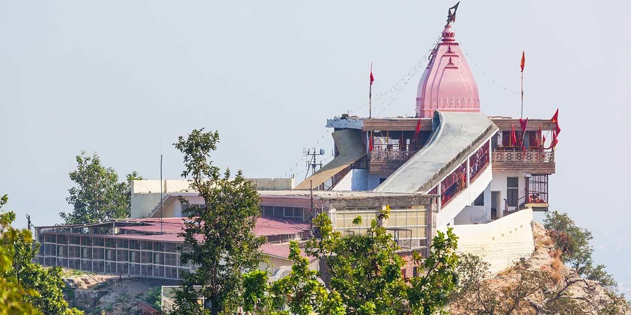 Chandi Devi Temple, Haridwar