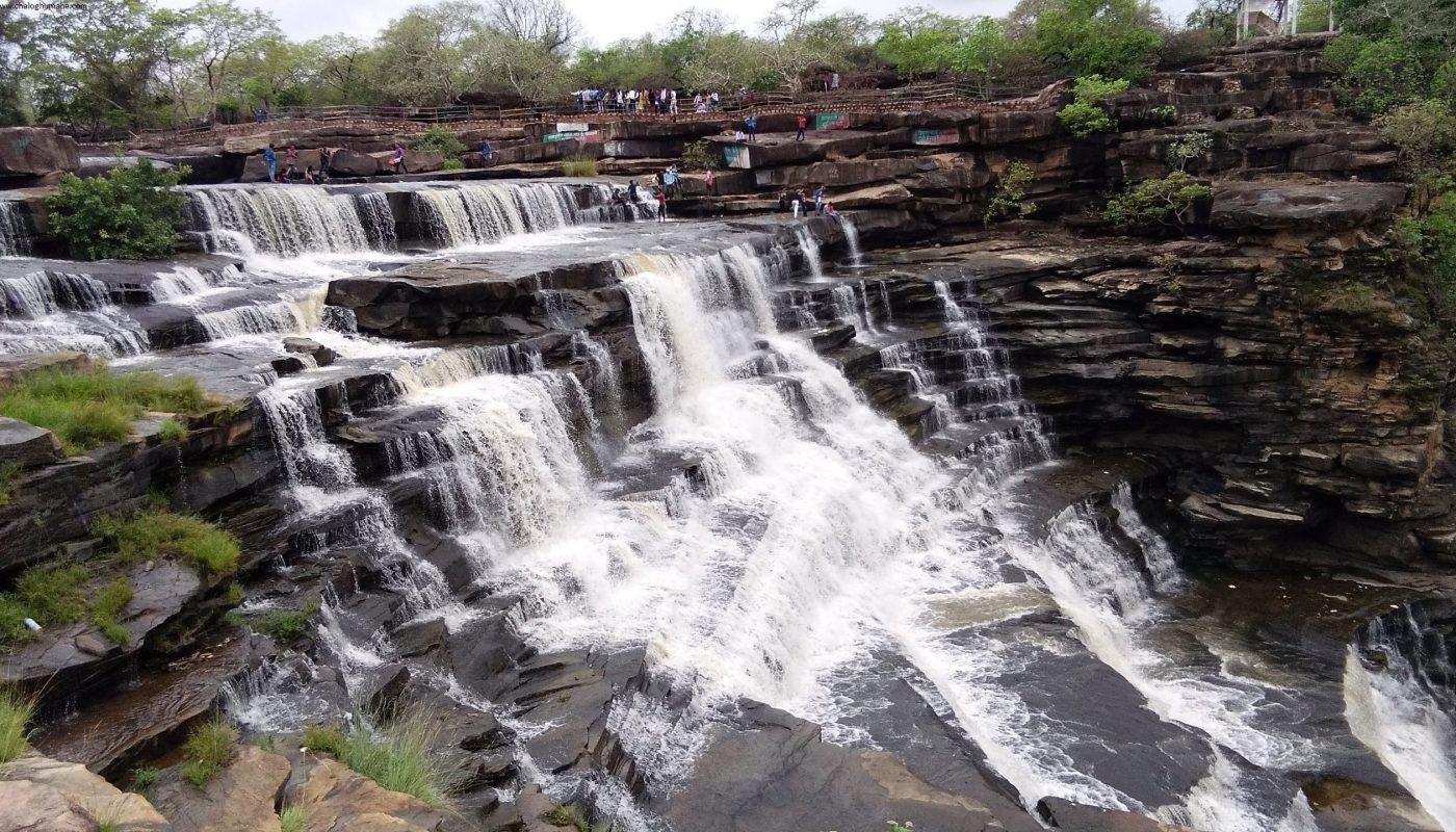 Devdari Falls Chandauli