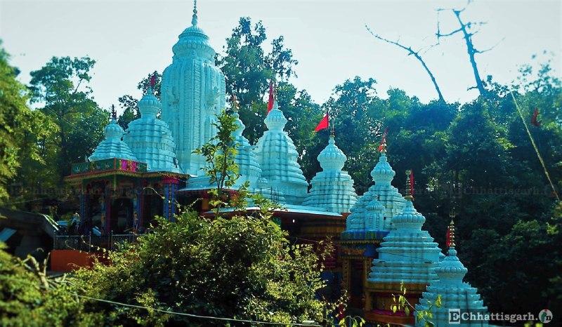 Ghatarani Temple Raipur