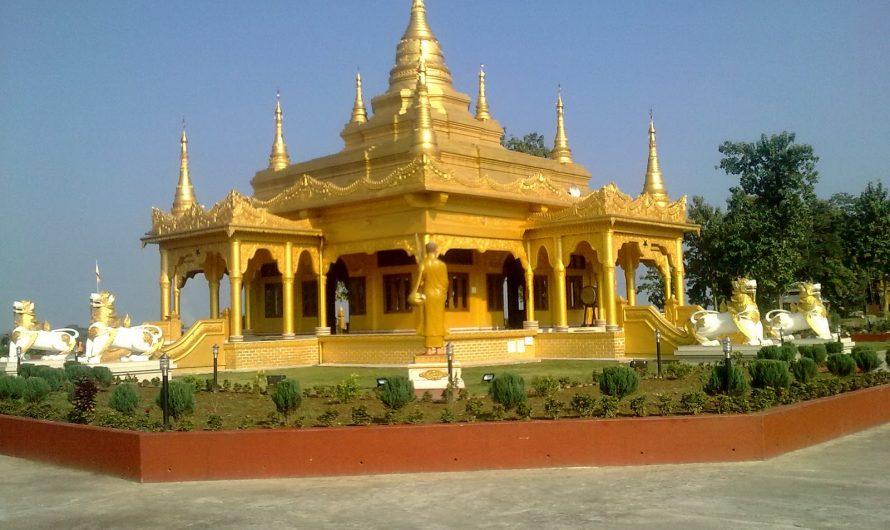 Golden Pagoda, Assam