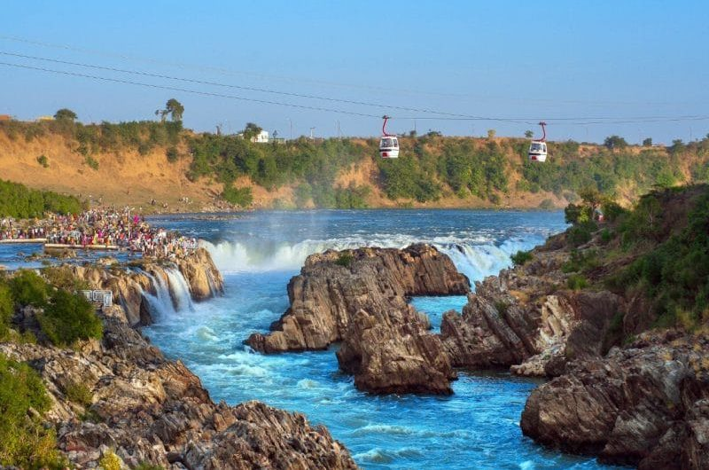 7 Top Tourist Places in Jabalpur