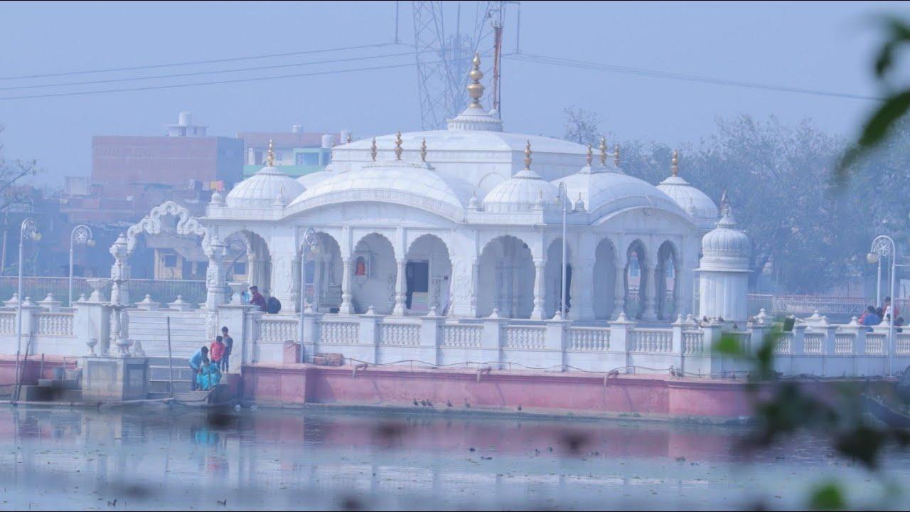 Jal mandir, Pawapuri, Bihar