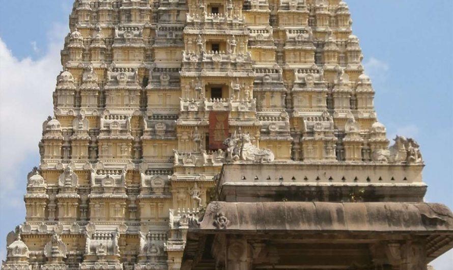Kamakshi Temple, Kanchipuram, Chennai