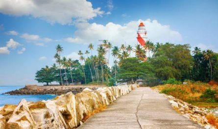 Kollam Kerala Beach
