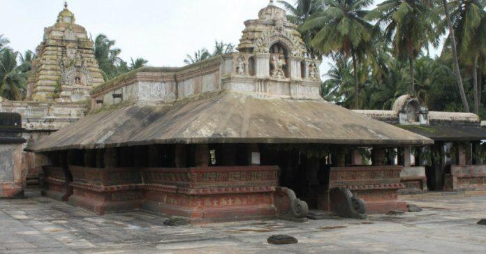 Madhukeshwara Temple, Shimoga, Karnataka