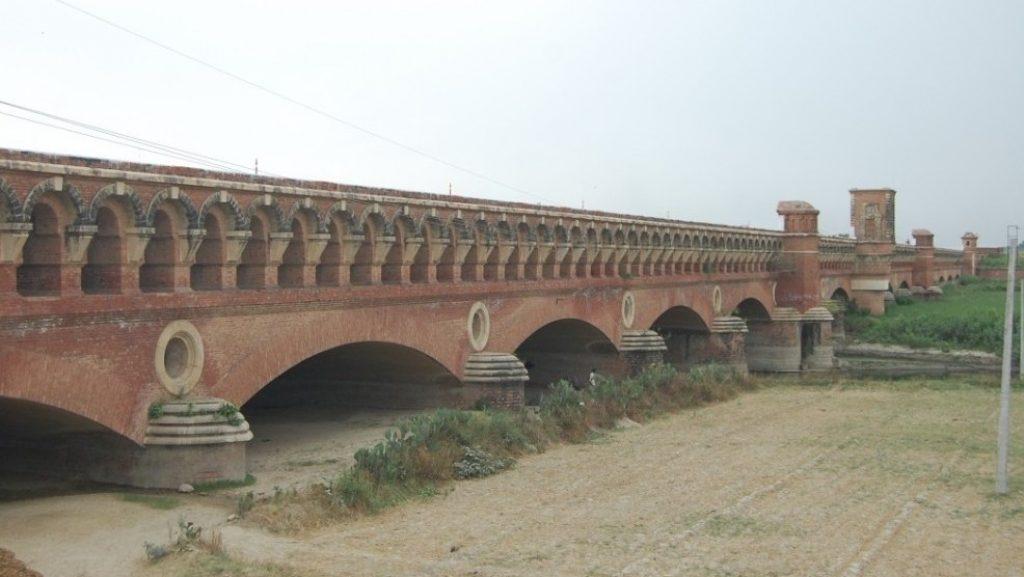 Nadrai Bridge Kasganj