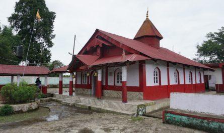 Nartiang Durga Temple, Meghalaya