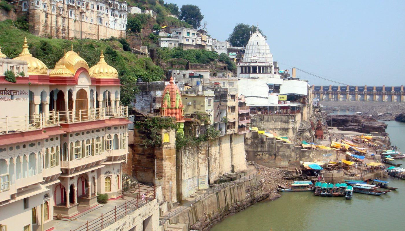 OmkareshwarTemple, Khandwa, Madhya Pradesh