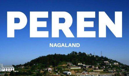 Peren Nagaland