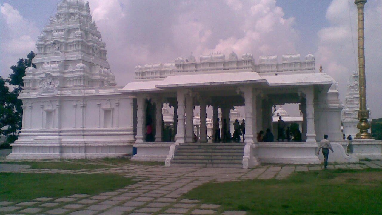Sanghi Temple Hyderabad
