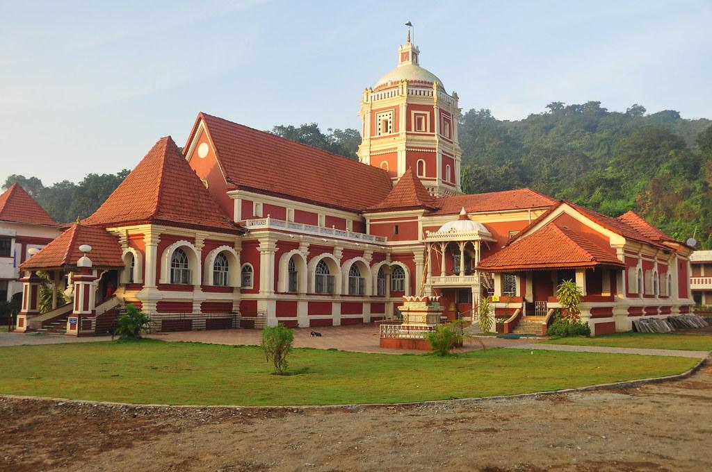 Shanta Durga Temple Goa