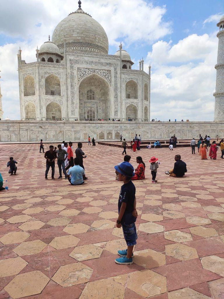 Tajmahal Agra 1