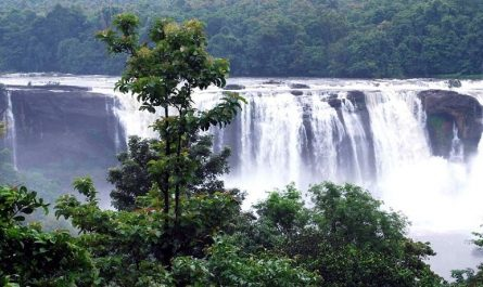 Thrissur Athirapally Waterfalls
