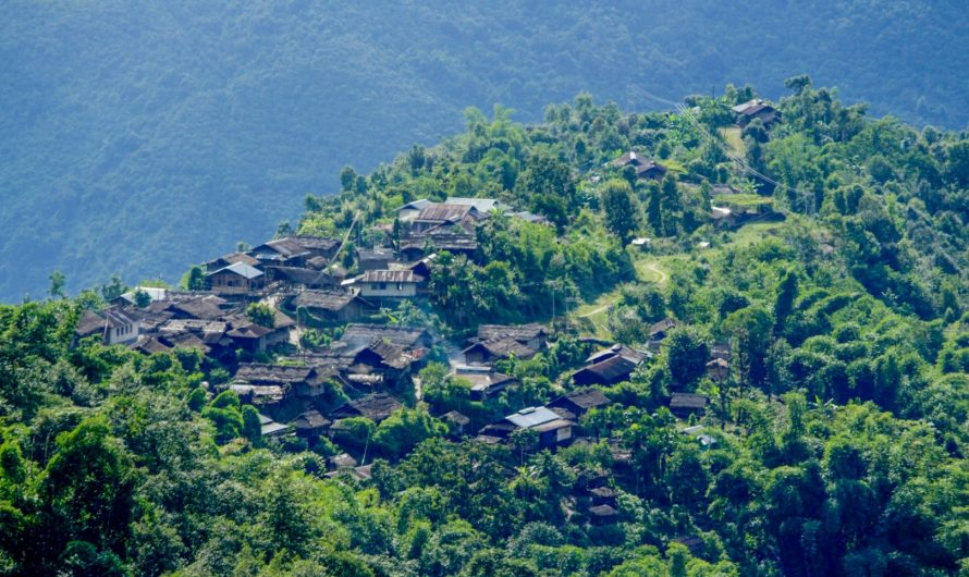 Top Tourist Places in Tuensang