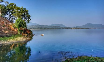 Dimna Lake Jharkhand