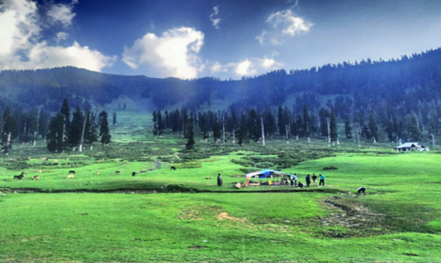 8 Scenic Places to Visit in Kulgam