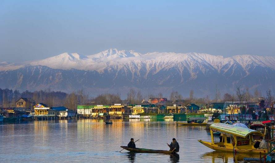12 Best Places to Visit in Srinagar