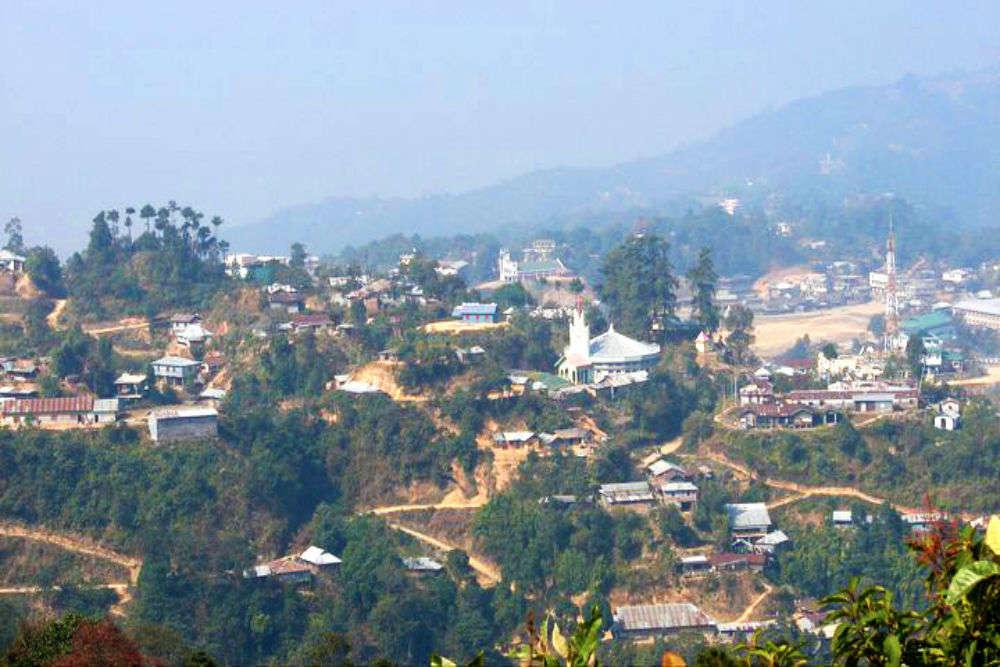 Tamenglong Manipur Tour