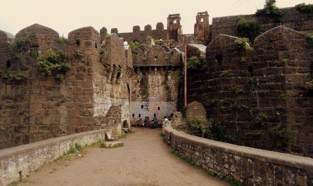 Udgir Fort Latur