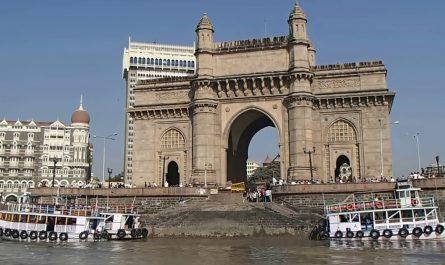 mumbai gate of india